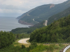 The Cabot Trail Photo by Kimberley (c)2014