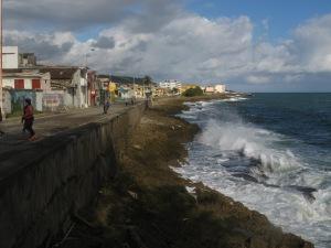 The Malecon, Baracoa Photo by Kimberley (c)2014