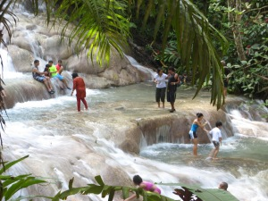 Dunns River Falls Photo by Kimberley (c)2013