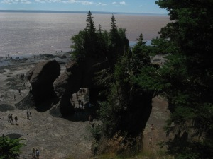 Hopewell Rocks Photo by Kimberley (c)2015