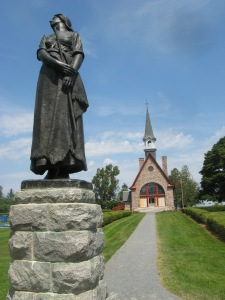 Grand Pre, Nova Scotia Photo by Kimberley (c)2016