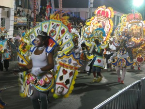 Boxing Day Junkanoo parade Photo by Kimberley (c)2016